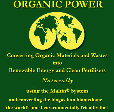 Welcome to Organic Power Ltd.